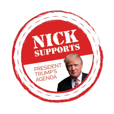 Nick DiCeglie Supports Trump